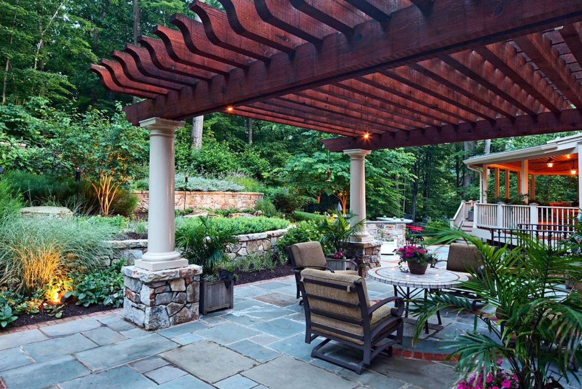 Pergolas san diego deck builders for Elegant patios